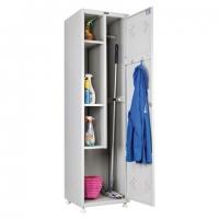 Шкафы металлические хозяйственные для уборочного инвентаря
