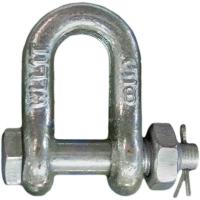 Скобы прямые со шплинтом тип G2150