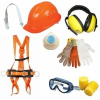Средства индивидуальной защиты (пояса, очки...)