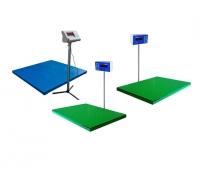 Весы платформенные электронные