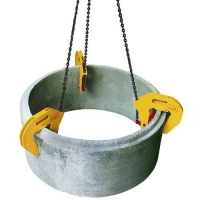 Захваты для бетонных колец