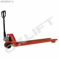 Гидравлическая тележка удлиненная Oxlift OX20PU-150 1500 мм