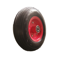 Колесо пневматическое 4.00х6 D20 330 мм сим. ступица