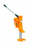 Домкрат гидравлический низкоподхватный Стелла-техник HM-100 грузоподъемность 10т