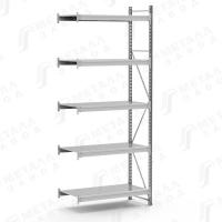Дополнительная секция к стеллажу SGR 1565-3,0 DS 500 кг 5 полок (3000 Х 1500 Х 600)