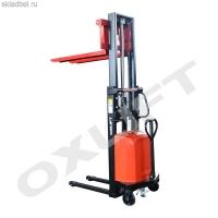 Электроштабелер (штабелер с электроподъемом) Oxlift SES1610