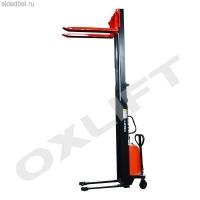 Электроштабелер (штабелер с электроподъемом) Oxlift SES3510