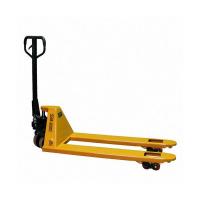 Гидравлическая тележка (рохля) SB 2000 РDP (г/п 2000 кг, вилы 1150x550 мм) SMART BASIC