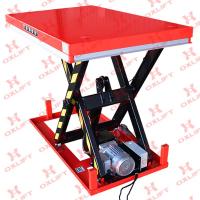 Гидравлический подъемный стол OXLIFT OX NY-100 (1000 кг, 1000 мм)