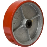 Рулевое колесо п/у 180*50мм для гидравлической тележки