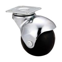 Колесо шарик оцинкованное 40 мм поворотное