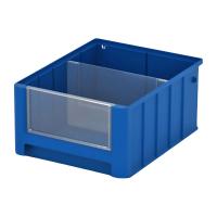 Контейнер полочный 300х234х140 синий