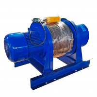 Лебедка электрическая EURO-LIFT KCD - т/у: 1000/2000кг; в/п: 30/15м; U=380В
