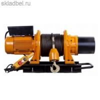 Лебедка электрическая KDJ-300Е (380В)