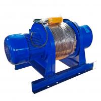 Лебедка электрическая EURO-LIFT KCD - т/у: 1000/2000кг; в/п: 100/50м; U=380В