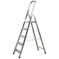 Лестница-стремянка СИБИН алюминиевая, 6 ступеней, 124