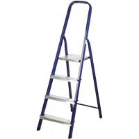 Лестница-стремянка СИБИН стальная, 5 ступеней, 103 см