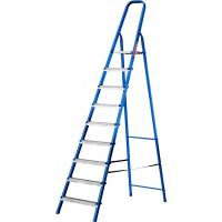 Лестница-стремянка стальная, 9 ступеней, 182 см, MIRAX