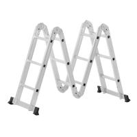 Лестница-трансформер LWI 4х3 4-х секционная 3 ступеней