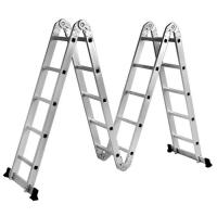 Лестница-трансформер LWI 4х5 4-х секционная 5 ступеней