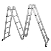 Лестница-трансформер LWI 4х7 4-х секционная 7 ступеней