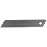 Лезвия сегментированные STAYER MASTER  18 мм, 8 сегментов (10шт)