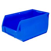 Лоток для склада Napoli 400х230х200 РР, синий