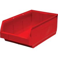 Лоток для склада Palermo 500х310х200 РР, красный