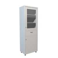 Медицинский шкаф одностворчатый HILFE МД 1 1760 R-1