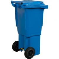 Мусорный контейнер на колёсах (60 л) синий