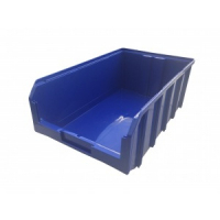 Пластиковый ящик V-2 3,8 литр, синий
