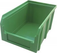 Пластиковый ящик V-3 9,4 литр, зеленый