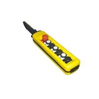Пульт 6 кнопочный, 1 ступенчатые кнопки + СТОП БУТОН  (XAC-A6713)