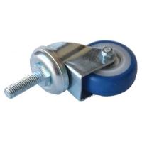 PVC Колесо ПВХ 50 мм болт М10 синий