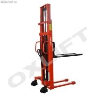 Ручной гидравлический штабелер Oxlift HS2020 2000 кг