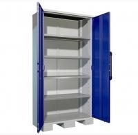 Шкаф инструментальный металлический Практик AMH ТС-004000
