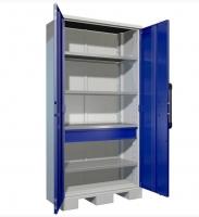 Шкаф инструментальный металлический Практик AMH ТС-004010