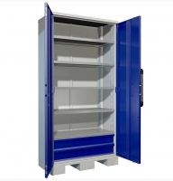Шкаф инструментальный металлический Практик AMH ТС-005020