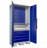 Шкаф инструментальный металлический Практик AMH ТС-062032