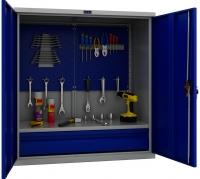 Шкаф инструментальный металлический Практик ТС 1095-021010