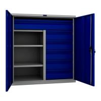 Шкаф инструментальный металлический Практик ТС 1095-100215 -  -