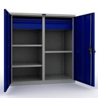 Шкаф инструментальный металлический Практик ТС 1095-100302