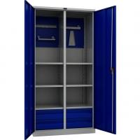 Шкаф инструментальный металлический Практик ТС 1995-120604 -  -