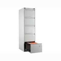 Шкаф картотечный металлический NOBILIS NF-05