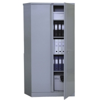 Шкаф металлический архивный Практик AM 2091