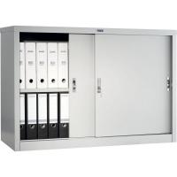 Шкаф металлический архивный Практик АМТ 0812