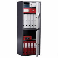 Шкаф металлический бухгалтерский AIKO SL-125/2Т EL