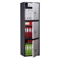Шкаф металлический бухгалтерский AIKO SL-150/3Т