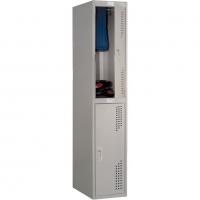 Шкаф металлический для одежды NOBILIS NL-02