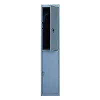 Шкаф металлический для одежды Практик AL-002 (приставная секция)